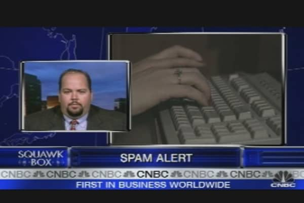 The Fight Against Spam