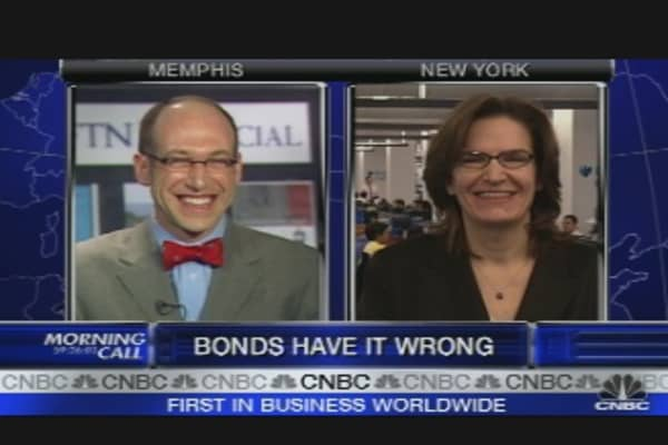 Do Bonds Have it Wrong?