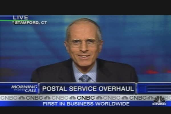 Postal Service Overhaul