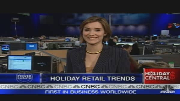 Hot Holiday Sellers