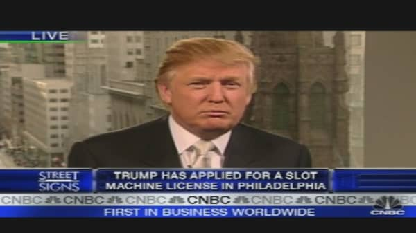 Trump on Real Estate