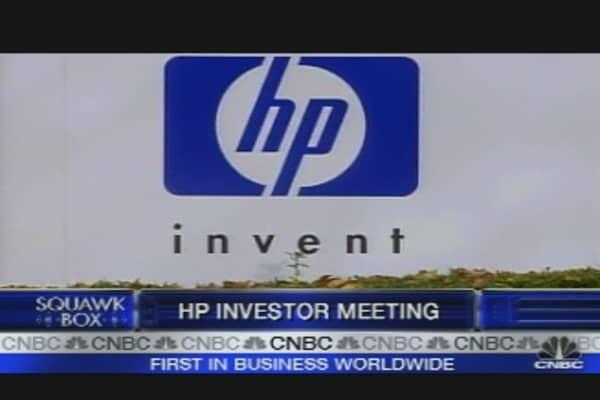 HP Analyst Day