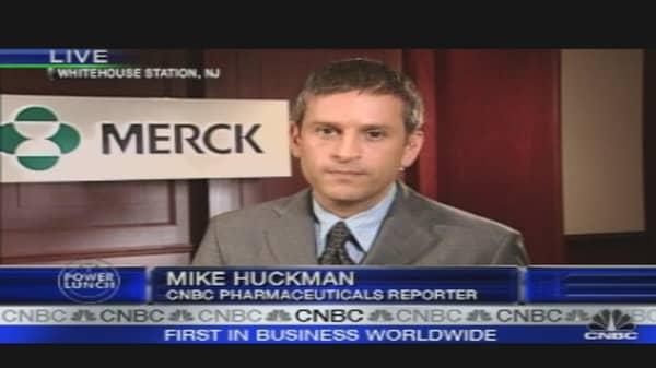 Merck's Product Pipeline