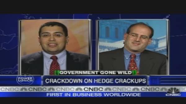 Regulating Hedge Funds