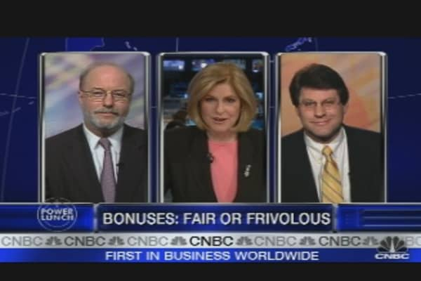 Bonuses: Fair or Frivolous