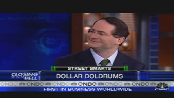 Dollar Doldrums