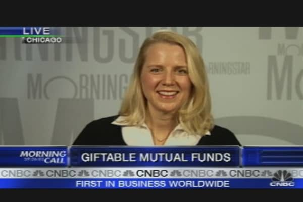 Giftable Mutual Funds