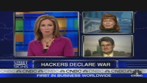 Hackers Declare War
