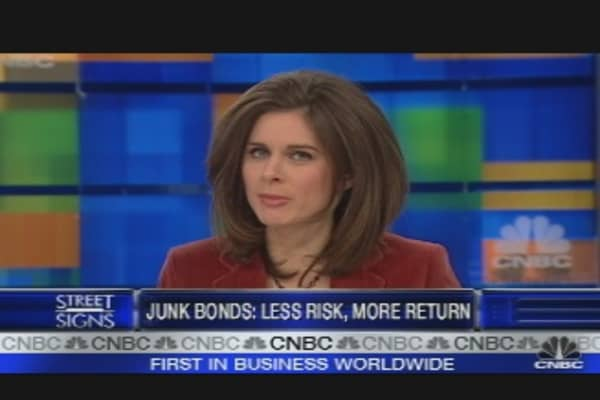 Spotlight on Junk Bonds