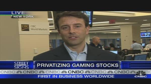Privatizing Harrah's