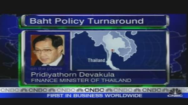 Devakula Speaks on Thai Crash