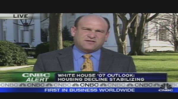 White House Economic Outlook