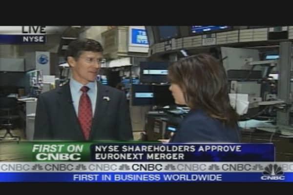 NYSE/Euronext Merger