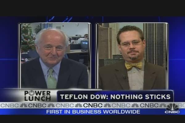 Teflon Dow: Nothing Sticks