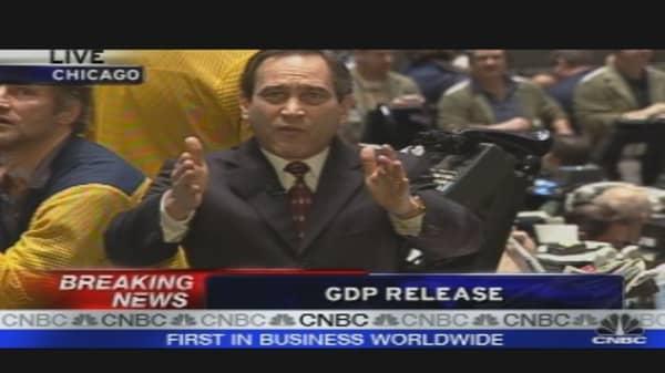 GDP, Bonds & Futures