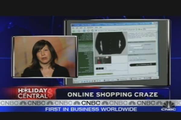 Weekend Online Shopping