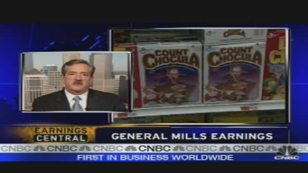 General Mills Earnings