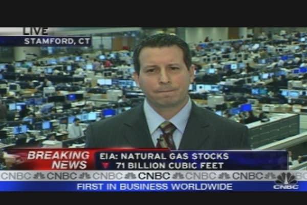 Nat Gas Inventories Data