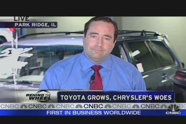 Toyota Growth