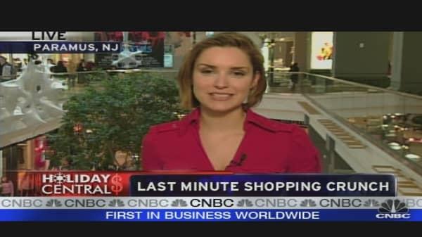 Final Retail Push