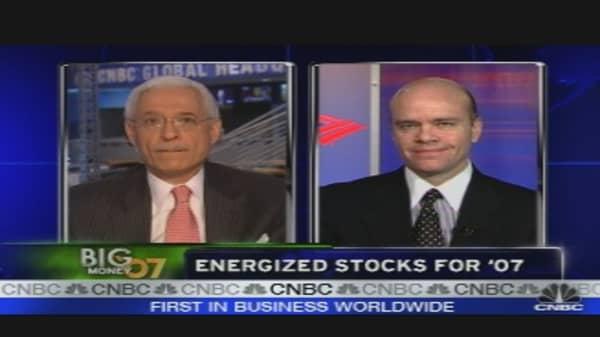 Energy Outlook 2007