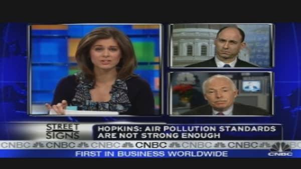 Air Pollution: Just a Myth?