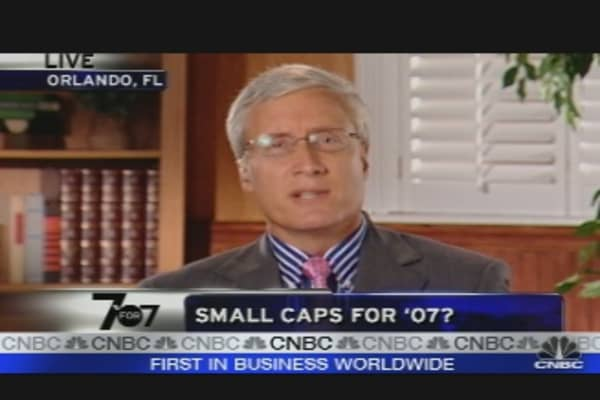 Small Caps in '07