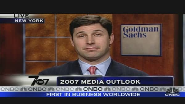 Media Outlook '07