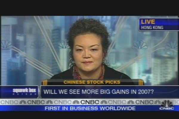 Investing in China 2007
