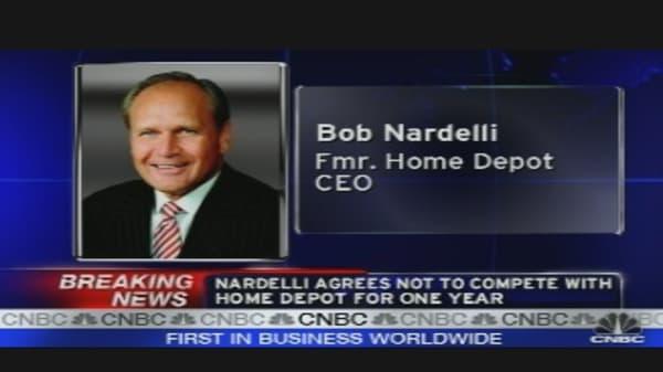Nardelli's Departure