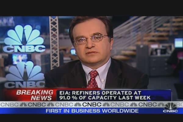 Instant Analysis: EIA Report