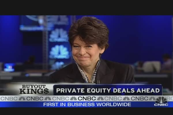Private Equity Deals Ahead