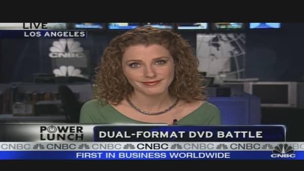 DVD-Battle Solution