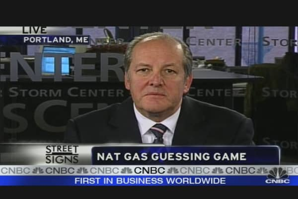 Weather's Nat Gas Effect