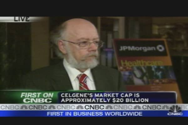 Spotlight on Celgene