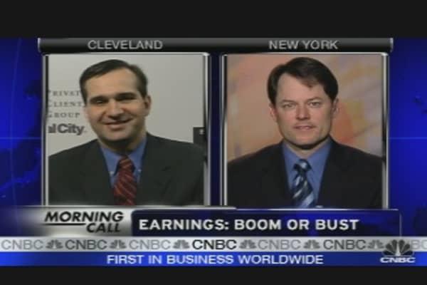 Earnings: Boom or Bust?