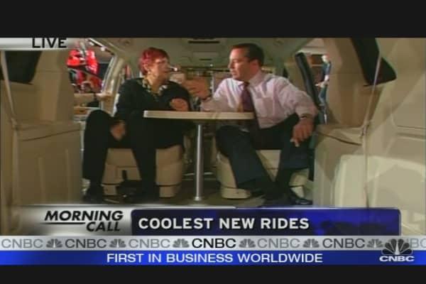 Detroit's New Rides