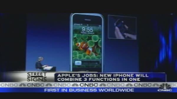 Goldman on Apple