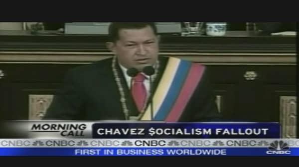 Chavez Socialism Fallout