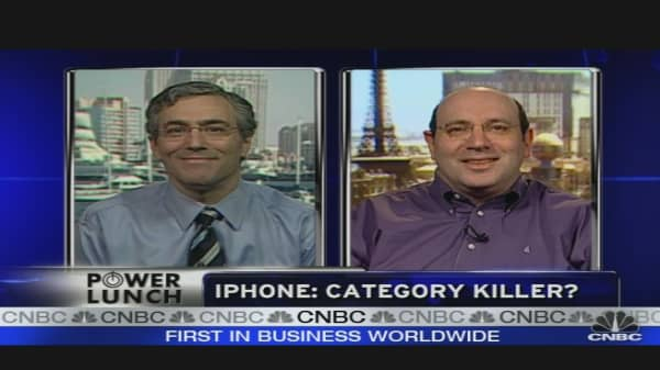 iPhone: Category Killer?