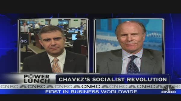 Chavez's Socialist Revolution