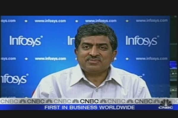 Infosys Q3 Beats Forecasts