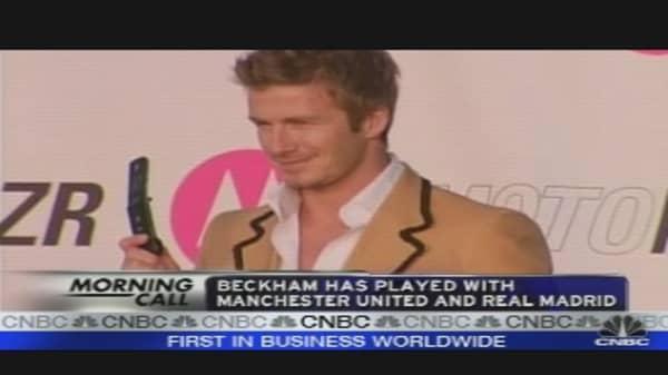Beckham Comes to America