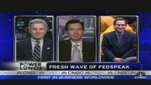 Fresh Wave of Fed Speak
