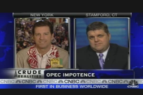 OPEC Impotence