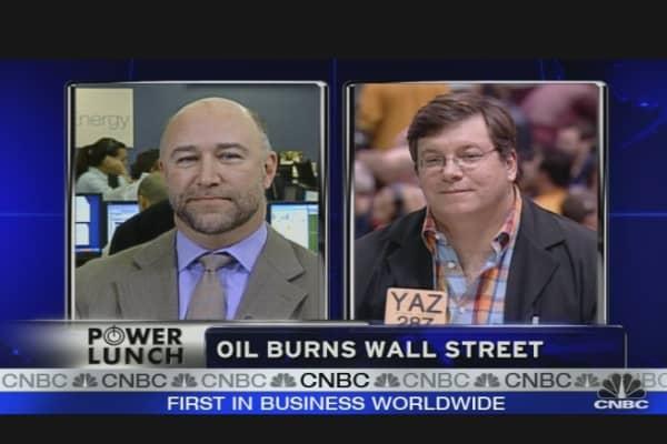 Falling Oil's Market Effect