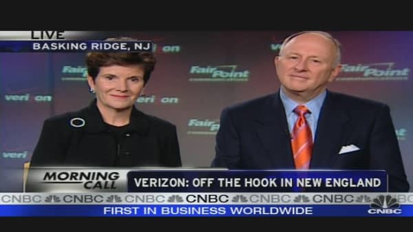 FairPoint Spinoff