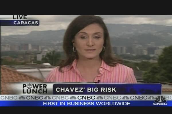 Chavez's Fans