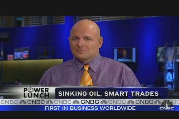 Sinking Oil, Smart Trades
