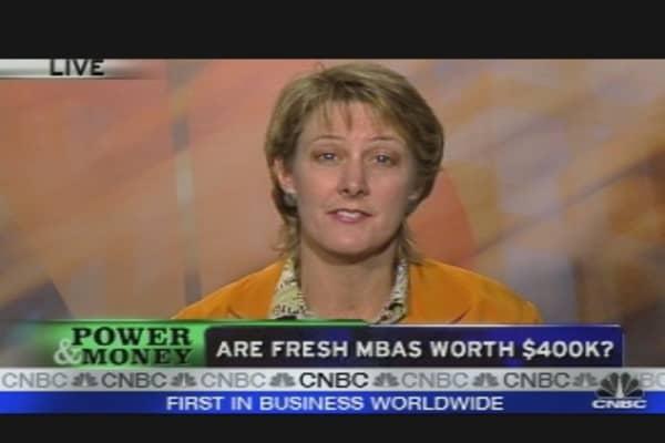 Crazy MBA Salaries